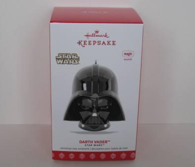 Darth Vader Star Wars Keepsake Ornament by Hallmark (NEW)